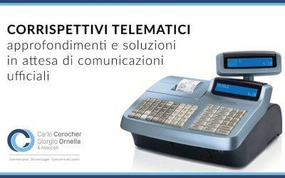 Corrispettivi telematici: approfondimenti e soluzioni